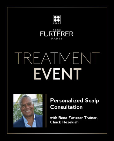 Personalized Scalp Consultation Flyer
