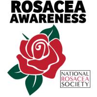 Rosacea Awareness Logo